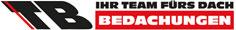 TB Bedachungen - Logo